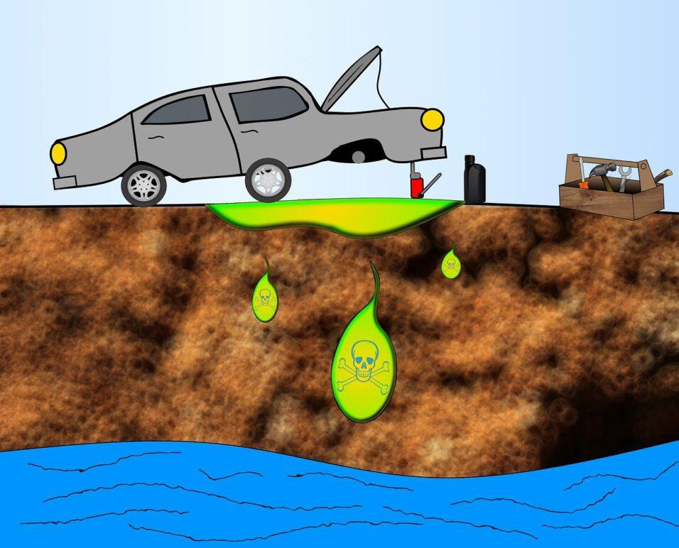 Grundwasser gesund